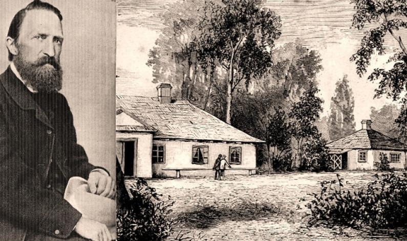 Józefa Ignacego Kraszewskiego przygoda z Polesiem