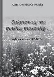 Antologia poezji Aliny Antoniny Ostrowskiej
