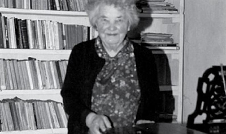 Irena Sandecka (1912-2010) – Siłaczka z Wołynia