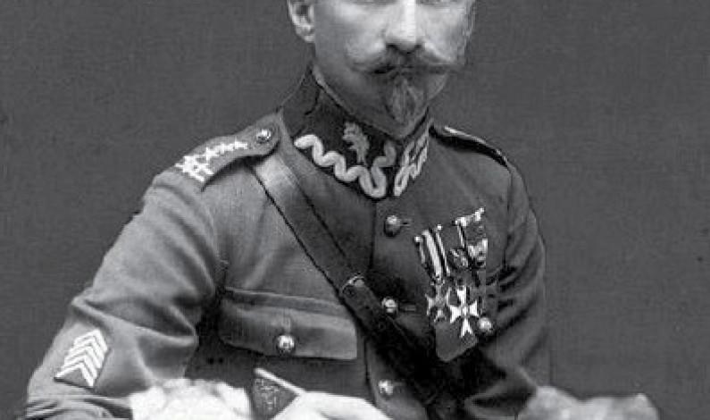 Kazimierz Młodzianowski herbu Dąbrowa (1880-1928)