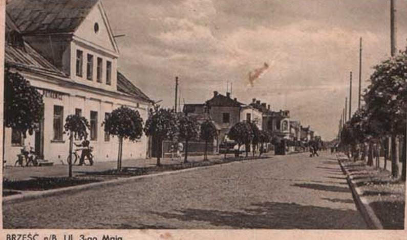 Przedwojenne zawody marszowe na szlaku Biała-Podlaska-Brześć
