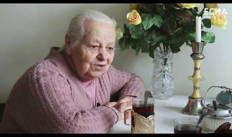 Wspomnienia kresowe. Adela Szostaczuk.