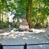 Uroczyste poświęcenie odnowionego grobowca Mitraszewskich w Kobryniu