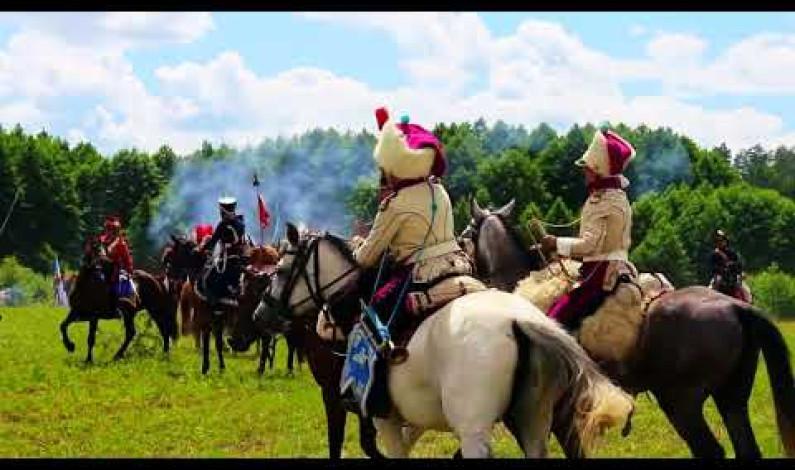 Miedzynarodowy festiwal rekonstrukcjii wojskowej w Mirze