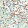 MAPY POLSKICH MIEJSC PAMIĘCI NARODOWEJ W OBWODZIE BRZESKIM