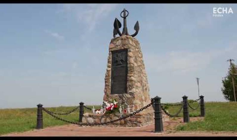 Pomnik marynarzy Flotylli Pińskiej w Mokranach