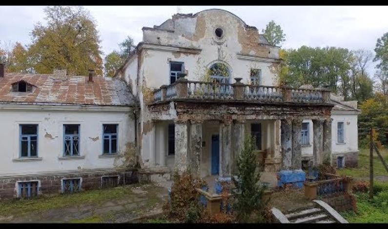 Siedziba Nowickich w Sowejkach