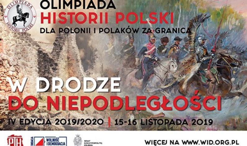 OLIMPIADA HISTORII POLSKI