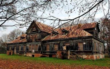 Restaurują siedzibę rodu Rejtanów w Hruszówce