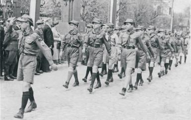 HARCERSKIE LATA 1932-1939