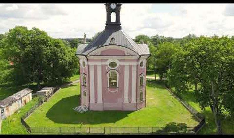 Wolczyn. Miejsce pochowku ostatniego krola Polski