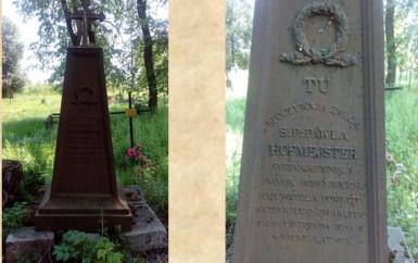 Apolinary Hofmeister – w 130. rocznicę śmierci