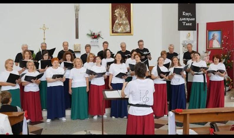 30-lecie chóru Kraj rodzinny w Baranowiczach