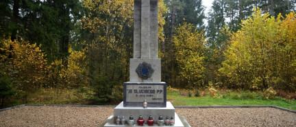 W Brzozówce odnowiono pomnik Żołnierzom 78. Słuckiego Pułku Piechoty
