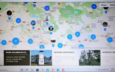 NOWE WYDANIE KATALOGU ORAZ INTERNETOWE MAPY  MIEJSC PAMIĘCI NARODOWEJ W OBWODZIE BRZESKIM