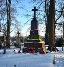 Obchody 158. Rocznicy wybuchu Powstania Styczniowego w Kobryniu