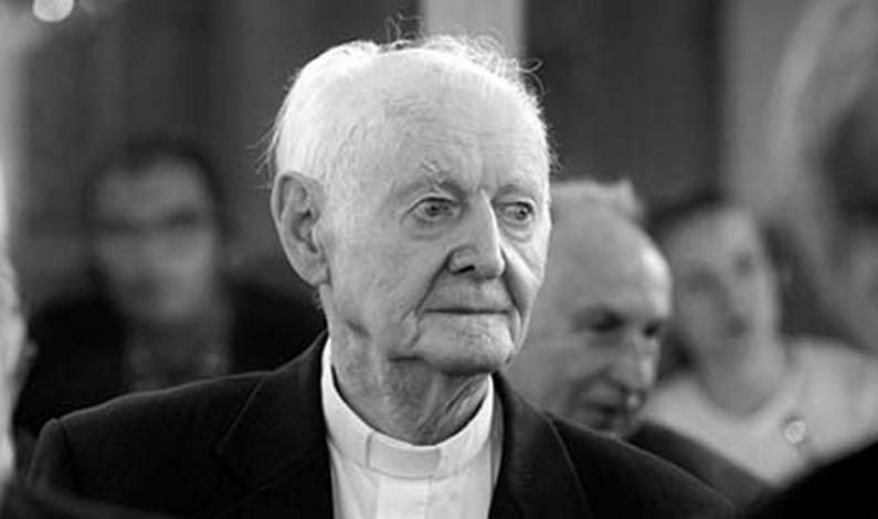 Zmarł prof. ks. Roman Dzwonkowski SAC