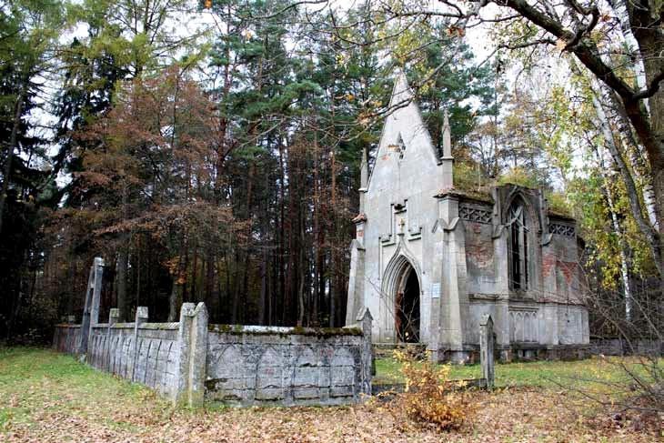 Kaplica grobowa Reytanów