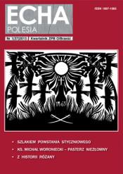 Echa Polesia 1/2013