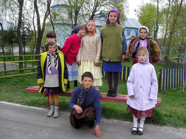 Turowskie dzieci