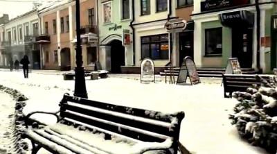 Zimowa wizyta w Brześciu