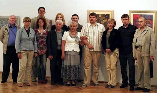 Nowa wystawa Andrzeja Kondraciuka w Witebsku