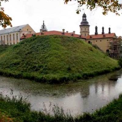 Pałac w Nieświeżu