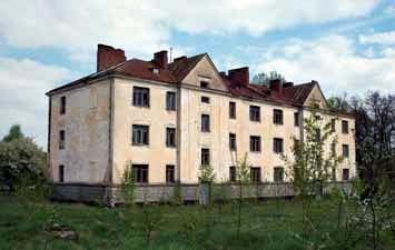 Dom mieszkalny z 1930 r. Fotografia z 2012 r.