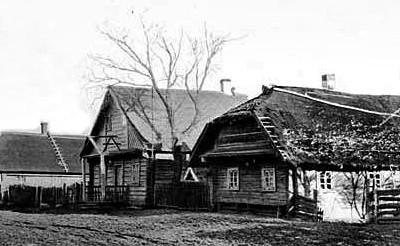 Stołowicze na początku XX wieku
