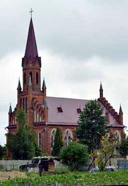 Kościół Najświętszego Serca Pana Jezusa w Stołowiczach