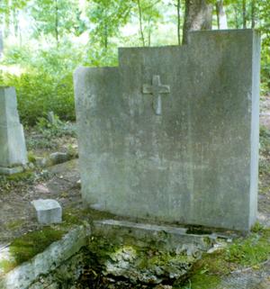"""""""Cmentarz polski"""" w Stolinie"""