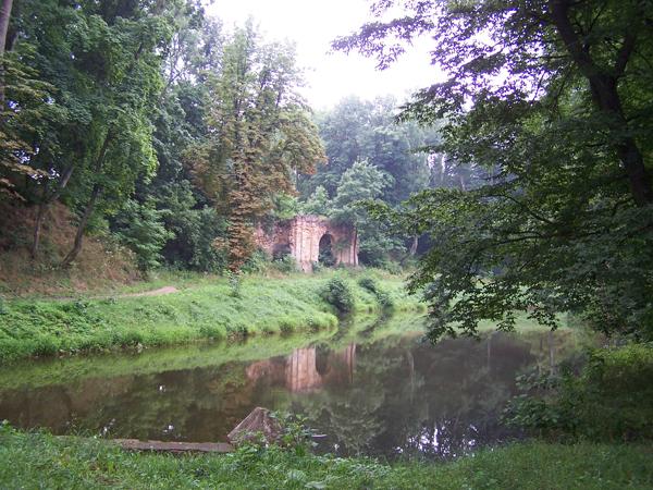 W starym parku