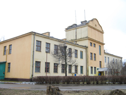 Budynek  dowództwa 9 batalionu KOP. Stan obecny
