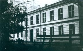 Budynek Gimnazjum z 1853r.