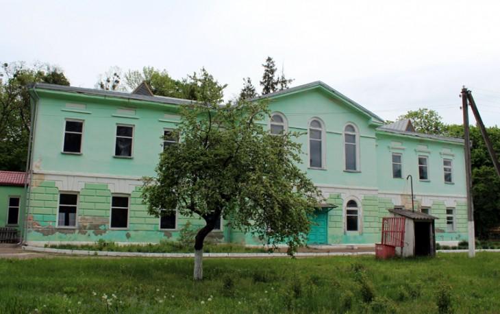 Pałac (stan obecny)