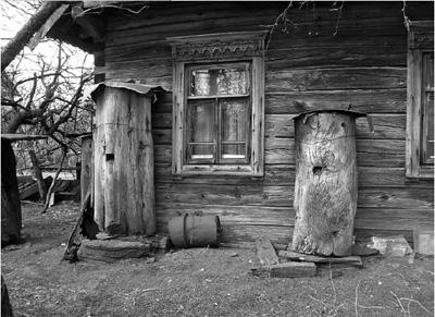 Wieś Kudricze. Barcie. Foto A. Dubrouski
