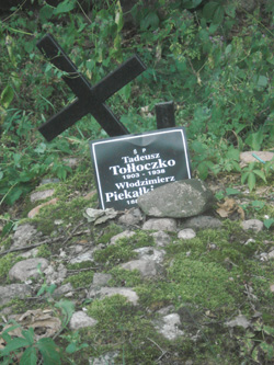 cmentarz Tołłoczków (2)