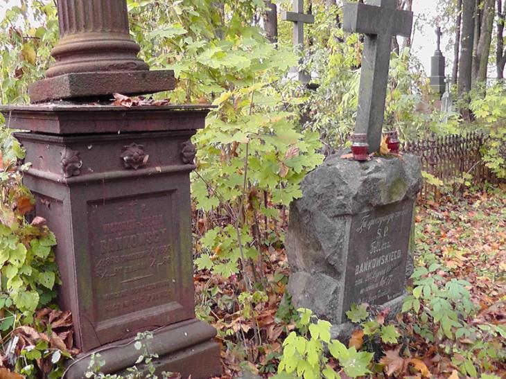 cmentarz za torami