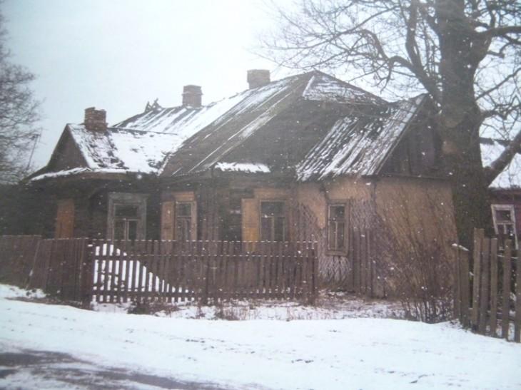 Dom w Telechanach