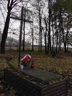 grob powstanca A. Kaliszka