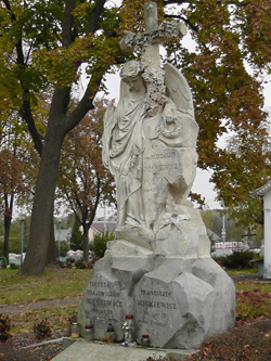 grob rodziny Mickiewiczow