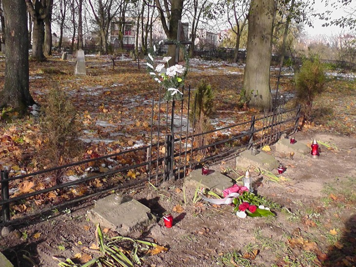 groby polskich zolnierzy