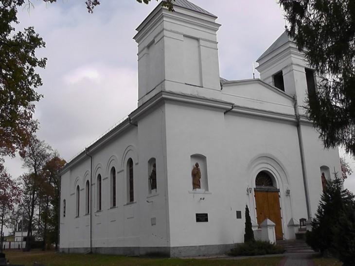 Kościół p.w. Wniebowzięcia NMP w Kobryniu