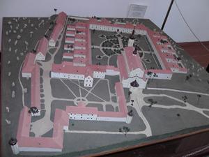 Makieta Klasztoru