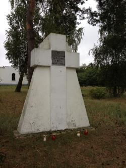 pomnik ku czci powstancom styczniowym