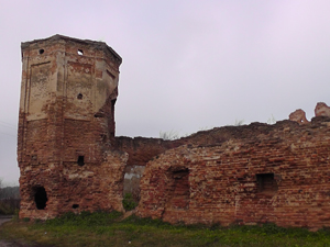 Ruiny Klasztoru Kartuzów