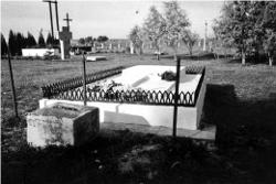 Cmentarz w Porycku