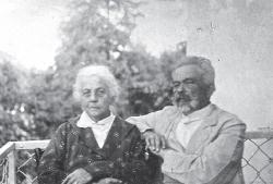 Witold i Anna Łopot (z Szalewiczów)