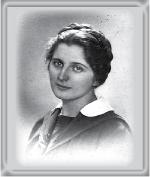 Danuta Łopot (foto z 1938 roku)