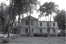 Dom w Koreniewszczyźnie (widok współczesny)